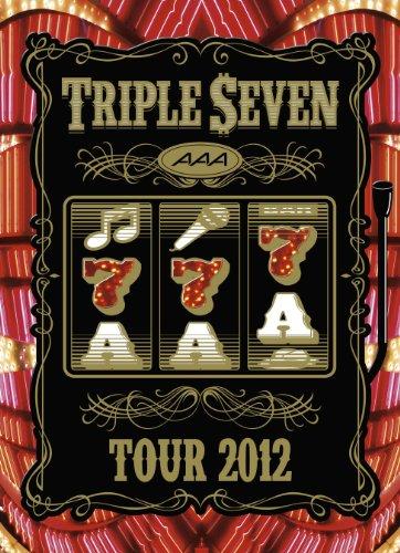 AAA TOUR 2012 -777- TRIPLE SEVEN (2枚組DVD)