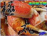 最大級 ずわい蟹親爪4L-1kg カナダ産 ランキングお取り寄せ