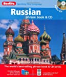 Russian Phrase Book & CD