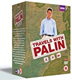 Travels with Michael Palin (Great Railway Journeys / Around the World in 80 Days / Pole to Pole / Full Circle / Hemingway Adventure / Sahara / Himalaya / New Euro) [Regions 2 & 4]