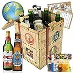 """""""BIERE DER WELT"""" Geschenkbox + gratis..."""