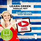 Learn Greek - Easy Reader - Easy Listener Parallel Text Audio Course No. 1 Hörbuch von  Polyglot Planet Gesprochen von: Hera Anattos