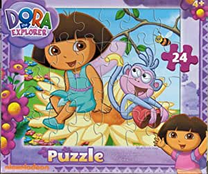 DORA THE EXPLORER Puzzle Nickelodeon Games Rompecabezas De Puzzles Jigsaw Kids Toys Episodes