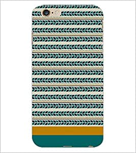 PrintDhaba Tribal pattern D-1871 Back Case Cover for APPLE IPHONE 6S PLUS (Multi-Coloured)
