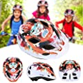 Actopp Kids Bikes Motorbikes Motorcycle Cycling Helmets Girls Boys Childrens Anticollision Safe Lightweight Ventilate Comfortable Adjustable by AcTopp