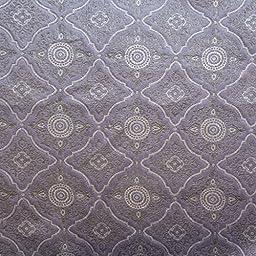 ArtOFabric Celestial Crest Polyester Brocade Table Top Runner 12x72\