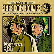 Die verlorenen Schuhe (Sherlock Holmes: Aus den Tagebüchern von Dr. Watson) Hörbuch von Gunter Arentzen Gesprochen von: Detlef Bierstedt