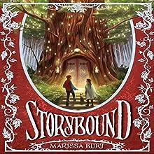 Storybound Audiobook by Marissa Burt Narrated by Elizabeth Evans