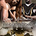 Game Misconduct: Dartmouth Cobras Series #1 Audiobook by Bianca Sommerland Narrated by Jim Frangione