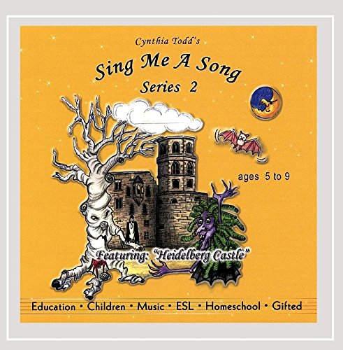 CD : CYNTHIA TODD - Sing Me A Song Series 2
