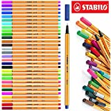 Stabilo 8830-2 88 Point 30 Color Wallet