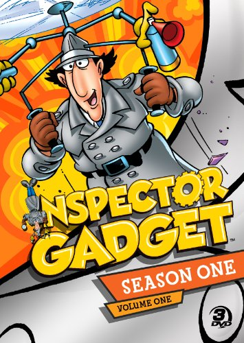 Inspector Gadget Season 1: Volume 1 (Inspector Gadget 3 compare prices)