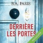 Derrière les portes | B. A. Paris