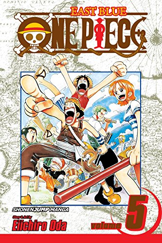 One Piece Volume 5: v. 5