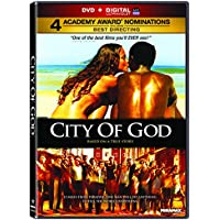 City of God on DVD/Digital