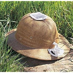 Solar Safari Cool Hat