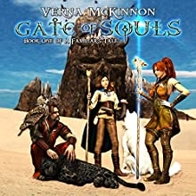 Gate of Souls: A Familiar's Tale (       UNABRIDGED) by Verna McKinnon Narrated by Mary Allwright