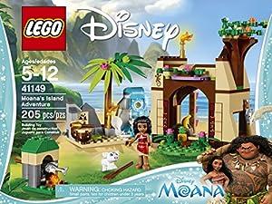 LEGO Disney Moana's Island Adventure 41149 from LEGO