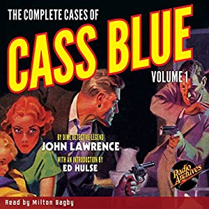 The Complete Cases of Cass Blue, Volume 1 Audiobook