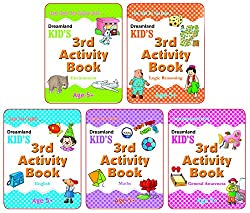 Kids Activity Age 5+ - Pack (5 Titles)