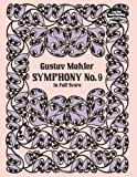Symphony No. 9 In Full Score (Dover Music Scores) (0486274926) by Gustav Mahler