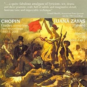 Zayas Plays Chopin