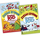 Jeremy Strong 2 Books Collection Pack Set RRP: �13.29 (Cartoon Kid, Cartoon Kid - Supercharged!)by Jeremy Strong