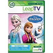 Leap Frog Leap Tv: Disney Frozen: Arendelles Winter Festival Educational, Active Video Game By Leapfrog