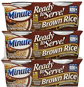 Amazon.com : Success Rice Ready To Serve Brown Rice, 4.4