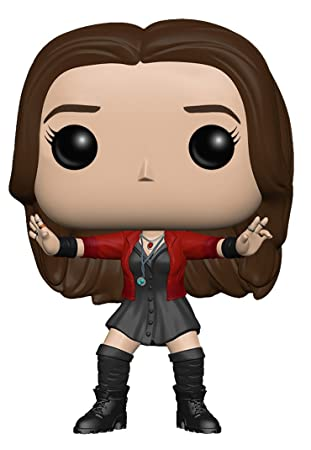 Funko - POP Marvel - Avengers 2 - Scarlet Witch