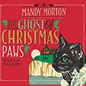 The Ghost of Christmas Paws: A Hettie Bagshot Mystery, Book 4 | Mandy Morton