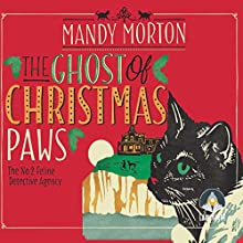 The Ghost of Christmas Paws: A Hettie Bagshot Mystery, Book 4 Audiobook by Mandy Morton Narrated by Jenny Funnell