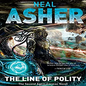 The Line of Polity | [Neal Asher]