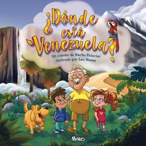 Donde esta Venezuela?  [Palacios, Nacho] (Tapa Blanda)