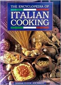 of italian cooking jeni wright 9781851522453 books