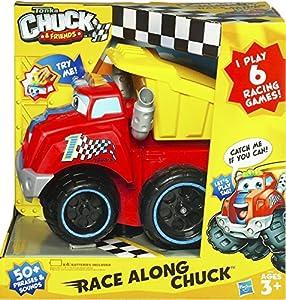 Chuck Race Along Chuck