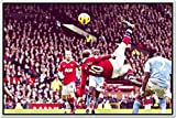 Shopolica Manchester United FC Poster (Manchester-2126)