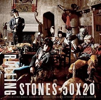 Rolling Stones 50x20