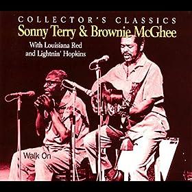 Lightnin Hopkins Brownie McGhee Sonny Terry Big Joe Williams Blues Festival