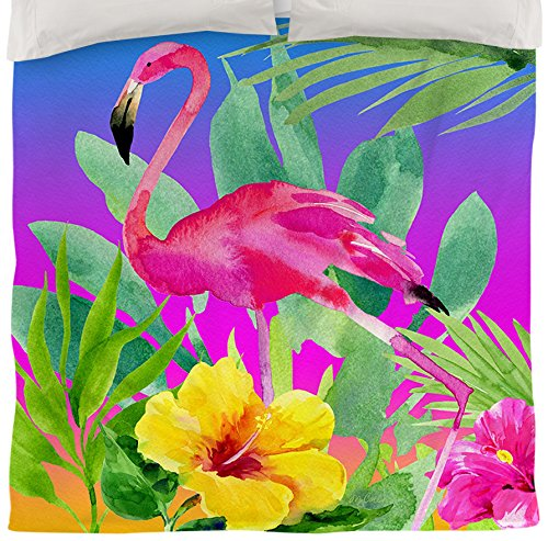 Thumbprintz Duvet Cover, King, Another Day In Paradise front-445300