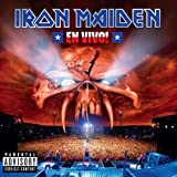 En Vivo! by Iron Maiden (2012) Audio CD