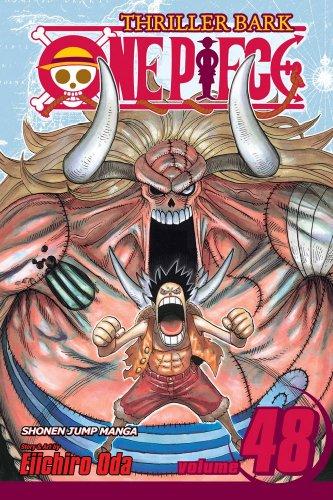 ONE PIECE ワンピース コミック48巻 (英語版)