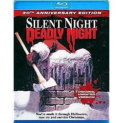 Silent Night Deadly Night 30th Anniversary [Blu-ray]
