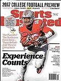 J T Barrett Signed Autographed 2017 Ohio State Sports Illustrated Complete Magazine - COA -EX/MT Condition!