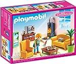 PLAYMOBIL 5308 - Wohnzimmer mit Kamin...