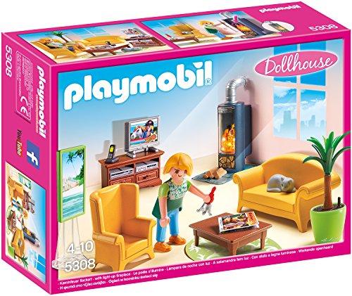 PLAYMOBIL-5308-Wohnzimmer-mit-Kaminofen