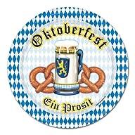 Oktoberfest Plates Party Accessory (1…