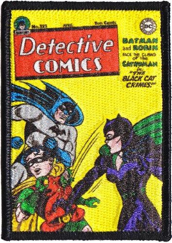 Application DC Comics Originals Detective Patch