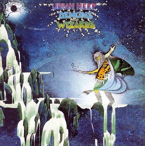 Uriah Heep Demons Wizards