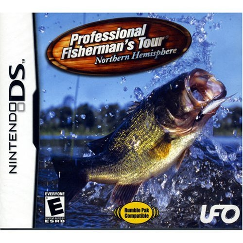 Professional Fisherman's Tour: Northern Hemisphere - Nintendo DS